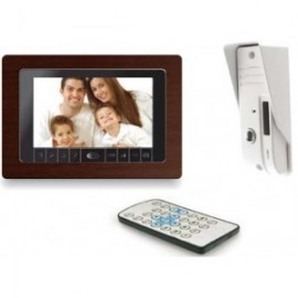 Interphone vidéo et cadre photo V-Klark