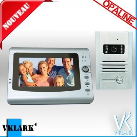 Visiophone - Interphone Opaline classic