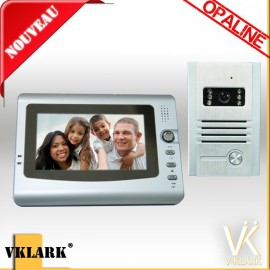 Visiophone - Interphone Opaline expert