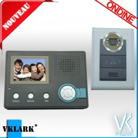 Visiophone - Interphone Ondine classic
