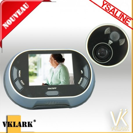 Visiophone - Interphone Ysaline expert