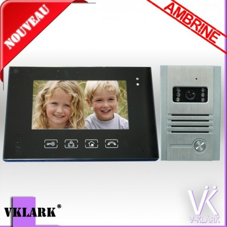 Visiophone - Interphone Ambrine pro