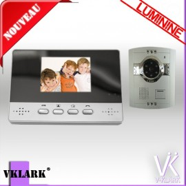 Visiophone - Interphone Luminine pro