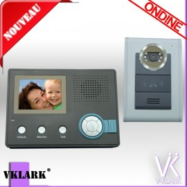 Visiophone - Interphone Ondine pro