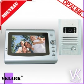 Visiophone - Interphone Opaline pro