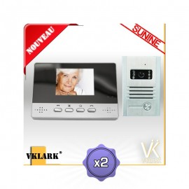 Visiophone - Interphone Sunine expert