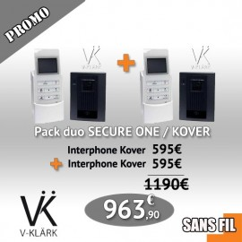 Pack duo Kover