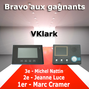 Concours VKlark